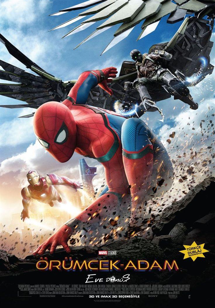 Marvel filmleri izle etiketi altında bulunan 2017 çıkışlı yep yeni bir film. 1080p kalitede dublaj ve altyazılı birden fazla kaynak ile sunulan Örümcek Adam Eve Geri Dönüş izle. Yeni bir Peter Parker ile tanışma zamanı!