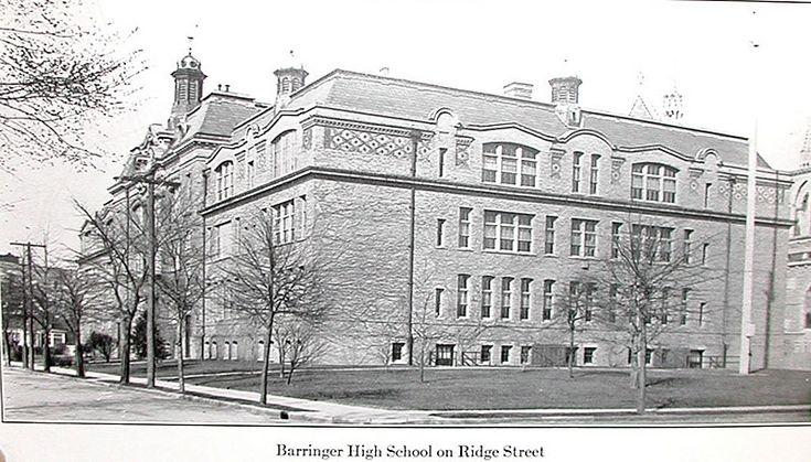 Language In 45 And 47 Stella Street: Barringer High School On Ridge Street