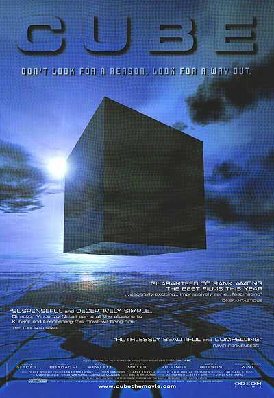 Cube - Vincenzo Natali (1997).