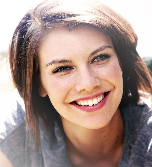 Heroes Get Made • Cheer Up Post #752 - Lauren Cohan Edition