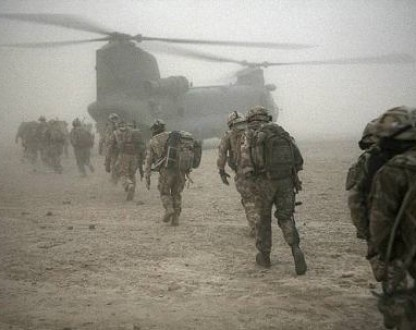 Is the BBC honest in its reporting, or simply inadequately researched?: National Army, 3Rd Battalion, Afghans National, Faded Lights, Black Watches, Lights Enrout, Royals Regiment, Royals Air, The Royals
