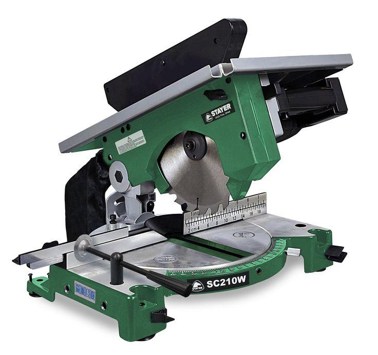 Stayer - Sierra ingletadora bricolage 1200w SC21: Amazon.es: Bricolaje y herramientas