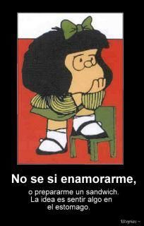 mafalda Dust Jackets, Tans Sabiajajaj, Mafalda Frases, Humor,  Dust Covers, Book Jackets, La Duda,  Dust Wrappers, The Truth
