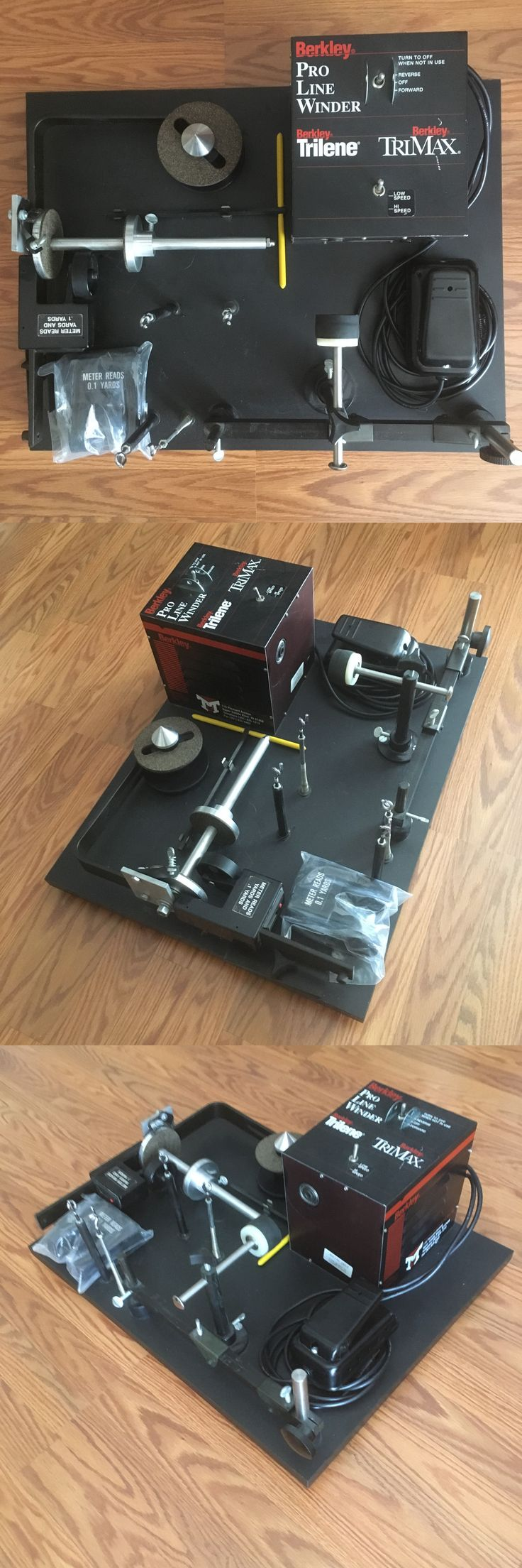 Berkley line winders - Line Tools And Accessories 179971 Berkley Trilene Pro Line Winder Made By Triangle Manufacturing Buy It Now Only 500 On Ebay Pinterest
