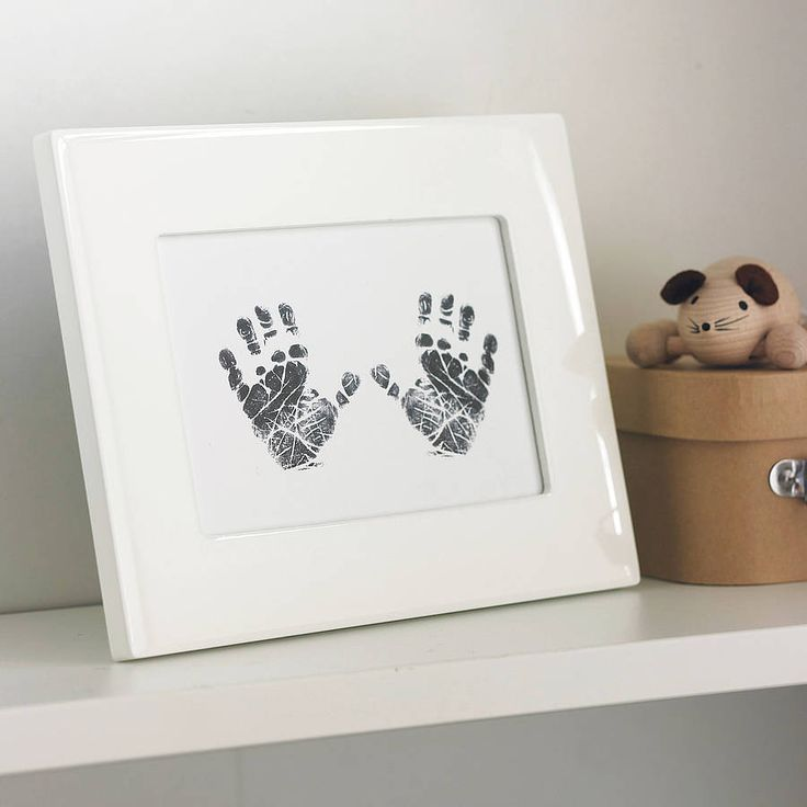 Baby Hand And Foot Inkless Print Kit  by Elizabeth Jane  £10