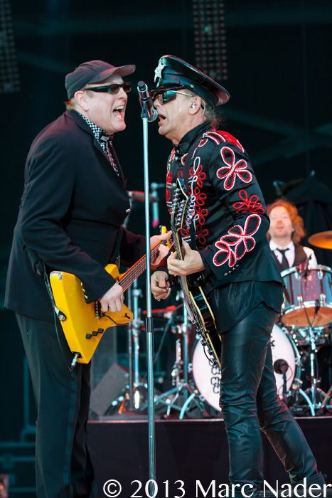 Cheap Trick performing at Rock On The Range, Crew Stadium in Columbus Ohio May…