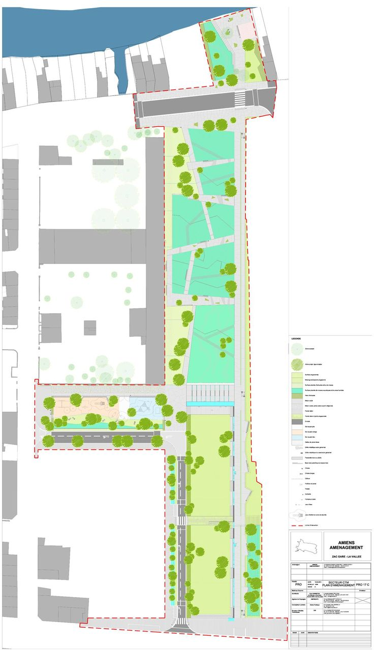 99 best landscape architecture drawings images on for Agence empreinte paysage