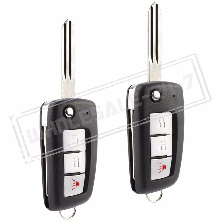 Nice Amazing 2 Replacement For 2005 2006 2007 2008 2009 Nissan Pathfinder Flip Key Fob 2018