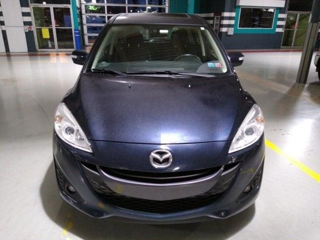 2015 Mazda Mazda5 Grand Touring Mazda Touring Athletic Fashion