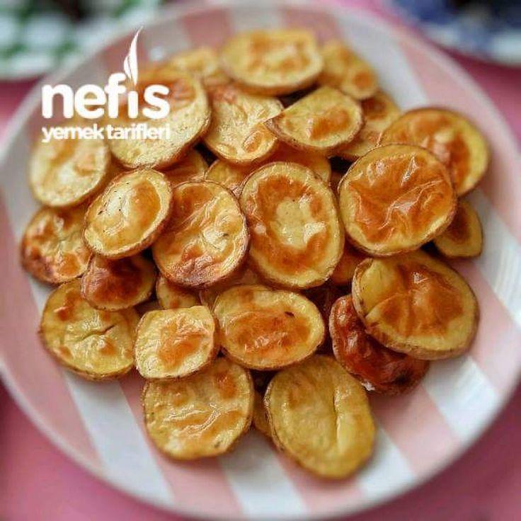 Kuzine Tadında Muhteşem Fırın Patates Malzemeler 4-5 adet patates Tuz Tereyağ veya margarin Hazırlanışı BOOMMBAAA Muhteşem çook orjinal bir tarifim... - f. özbağ - Google+