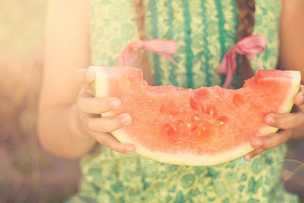 Perfect summer treat.