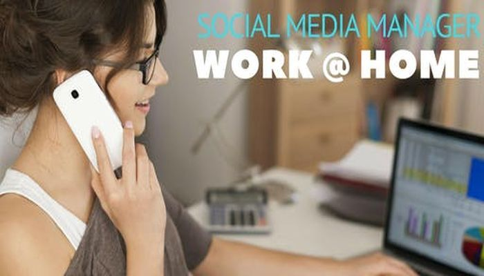 Top Work From Home Social Media Manager Jobs Social Media