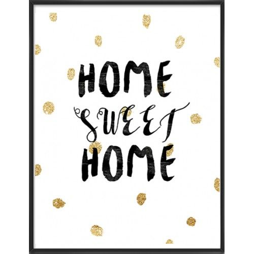 Home Sweet Home Art Print, 30