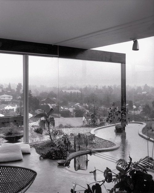 Blurred Lines | Architect: Richard Neutra This is a perfect...