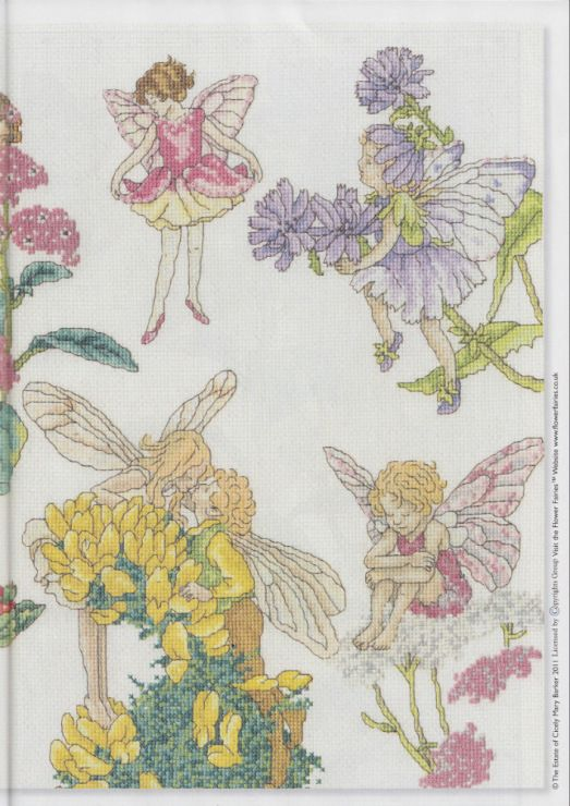 74 Best Images About Flower Fairies On Pinterest