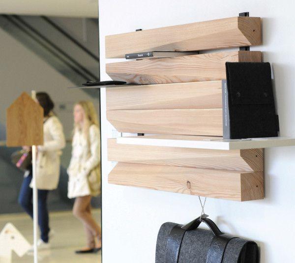 REMLshelf: Artistic Wood Shelving in home furnishings  Category