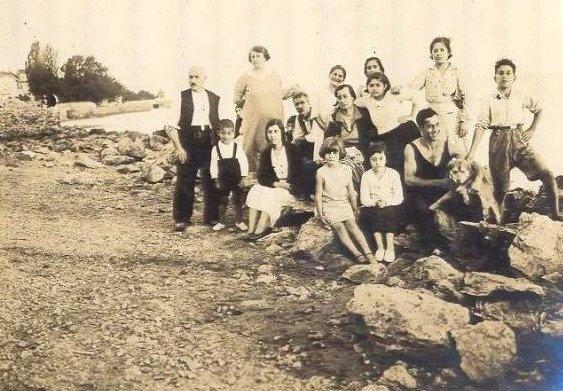 Erenköy, 1933.