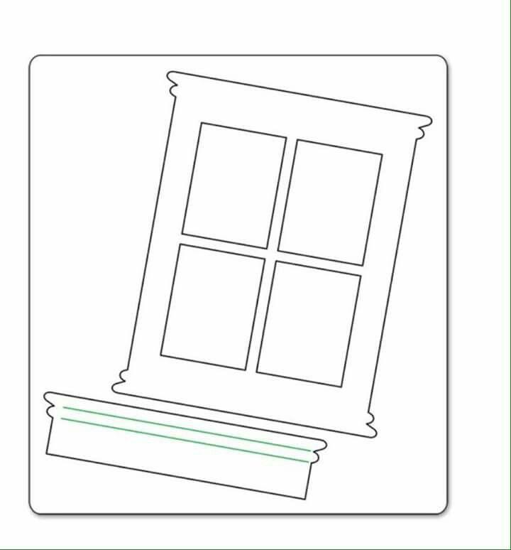 Sagoma finestra