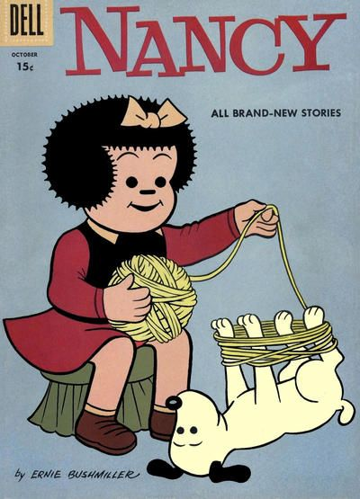 Cover for Nancy (1957 series) #147 [15¢ edition]