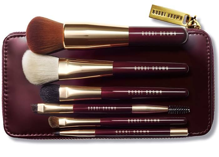 Bobbi Brown Holiday 2016 Gift Giving | Travel Brush Set – Limited Edition – $185.00