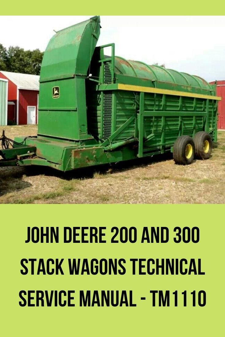 Pin On Stack Wagons Technical Service Manuals