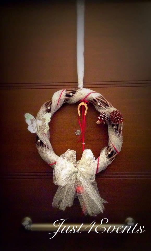 Christmas Wreath...!!!