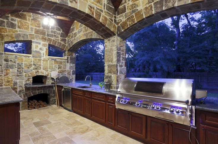 Kitchen/BBQ