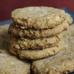Outrageous Peanut Butter Cookies