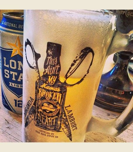 MAMA'S BROKEN HEART BEER MUG!! - Miranda lambert exclusive. . Junk GYpSy co.