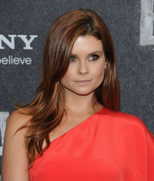 Joanna Garcia-Swisher, my girl and love the hair color