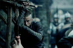 alexander ludwig vikings travis fimmel ragnar lothbrok Bjorn Lothbrok vikingsedit vikings spoilers sikanapanele gaia weiss porunn