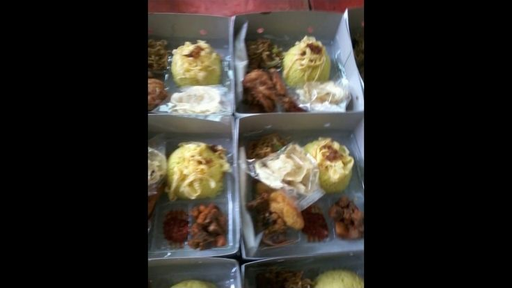 085692092435 Paket Nasi Box Murah
