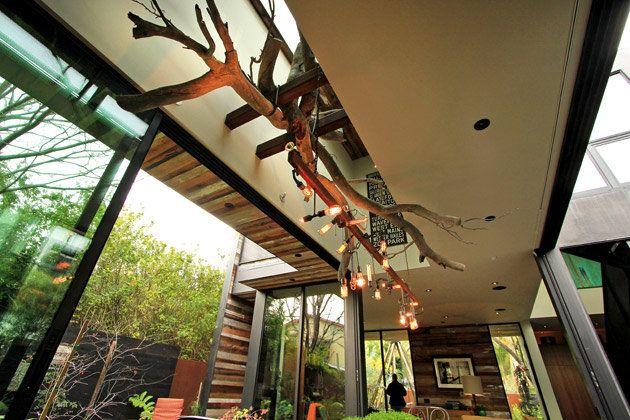 Marmol Radziner House Modern Warm Family Friendly