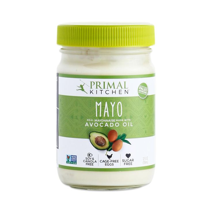 Made with healthy fat, this organic avocado oil mayo is a great paleo sandwich spread or secret ingredient in salad dressings and dipping sauces.