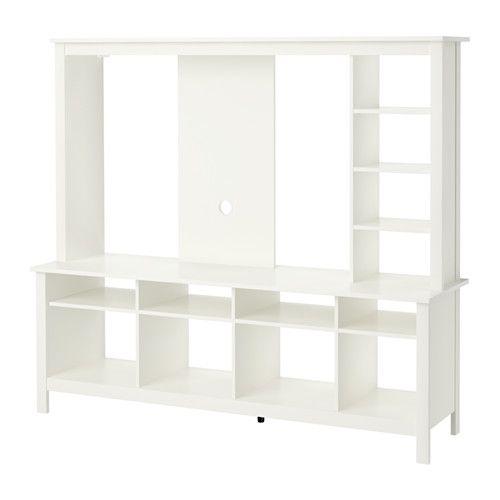 tomn s tv m bel wei tv m bel fernseher und integriert. Black Bedroom Furniture Sets. Home Design Ideas