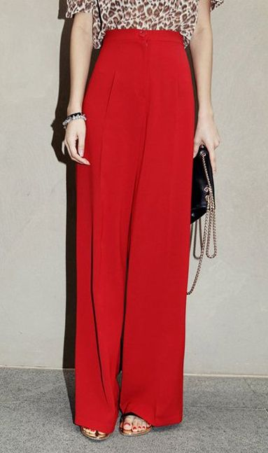 Casual loose pants S1323005 {Love, I'm on the look out!}