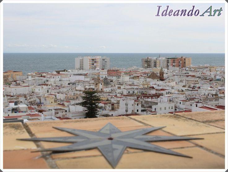 Vistas de Cádiz by IdeandoArt