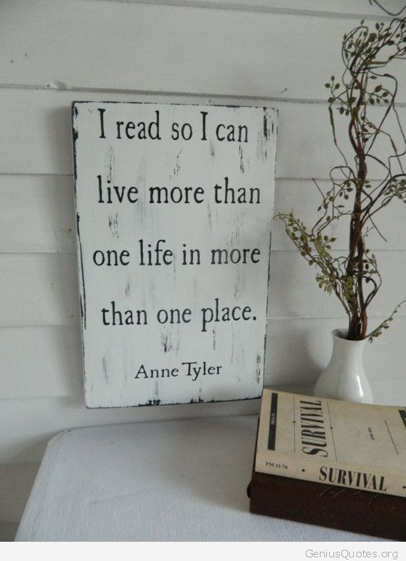 Anne Tyler quote about life
