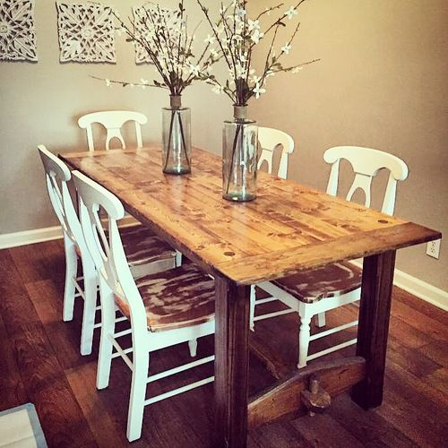 pine dining table on pinterest dining tables solid pine and pine