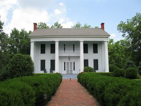 Love old southern plantations