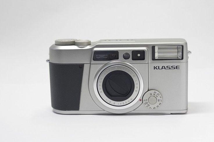 Excellent+++ Fujifilm KLASSE Silver 35mm Film Camera From Japan#182 | eBay
