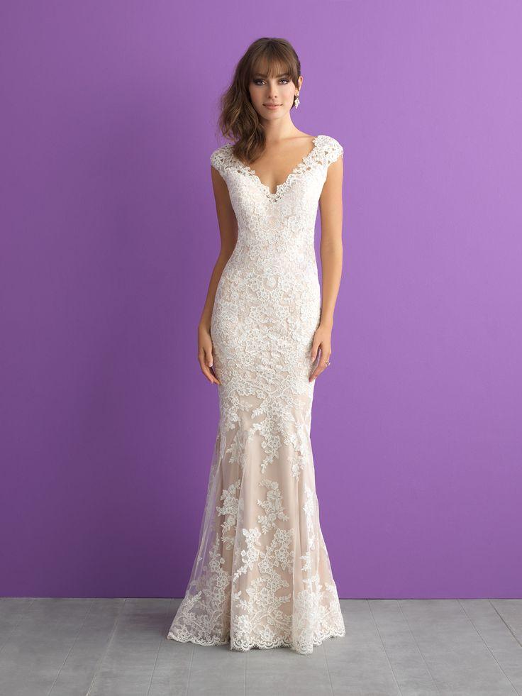 22 best Vestidos de Novia images on Pinterest   Wedding frocks ...
