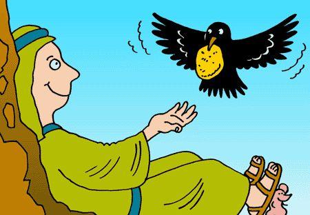 the 46 best elijah ravens images on pinterest crows sunday rh pinterest co uk Elijah Biblical Clip Art Moses Clip Art