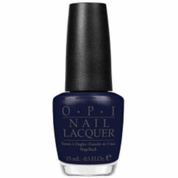 OPI Nail Varnish - Road House Blues 15ml ($15) ❤ liked on Polyvore featuring beauty products, nail care, nail polish, opi, opi nail color, opi nail varnish, opi nail polish and opi nail care