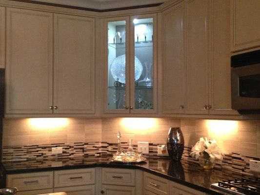 How to Install Under-Mount Lights on Your Hutch, Cabinets, Desk, etc. Read more at http://livelikeyouarerich.com/how-to-install-under-mount-lights-on-your-hutch-cabinets-desk-etc/#cLbI0rOeZHJITXjz.99