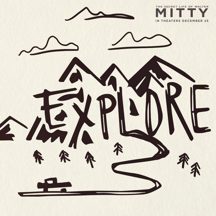 This Christmas, go somewhere you never imagined. The Secret Life Of Walter Mitty arrives December 25. #Mitty