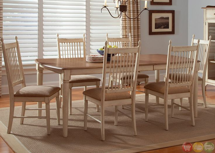 Liberty Furniture Cottage Grove Rectangle Leg Dining Table   The Liberty  Furniture Cottage Grove Rectangle Leg Table Creates A Warm And Welcoming  Atmosphere ...