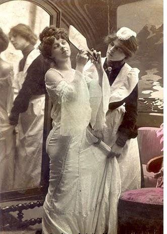 Ermeni Angele Dervichian - Kadikoy 1915