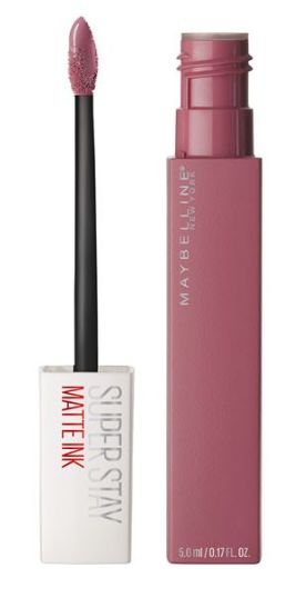 Review: rossetto liquido Stuperstay matte ink Maybelline in Lover