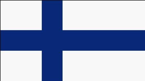 Itsenäisyyspäivä(lipun ääriviivapiirros)